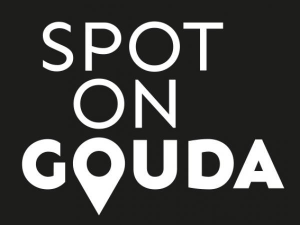 Spotongouda Logo A Zwart Rgb